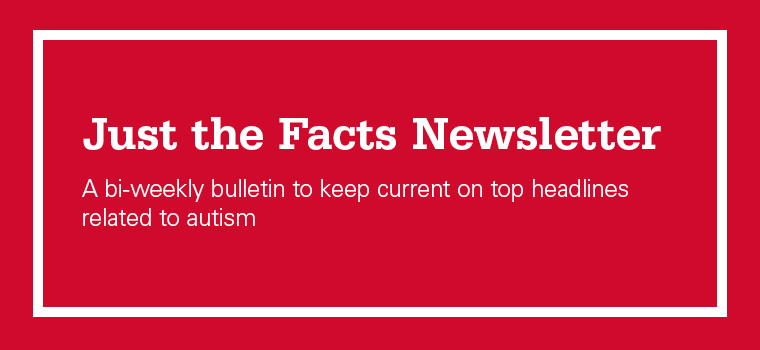 Just the Facts Newsletter